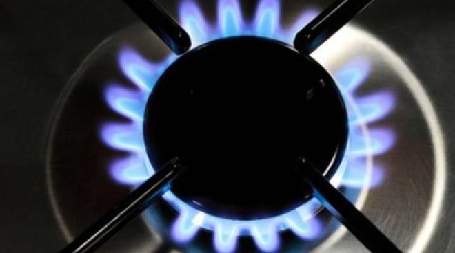 Black out gas Teramo, prime riattivazioni