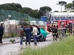 Dramma Pescara, l'autopsia sui corpi di padre e figlia