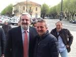 Michele Emiliano ad Avezzano