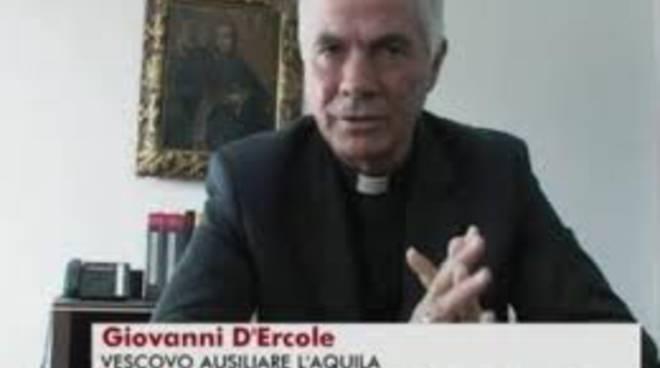 Monsignor D'Ercole vescovo di Ascoli