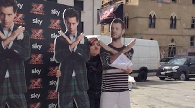 X Factor, in fila per l'audizione
