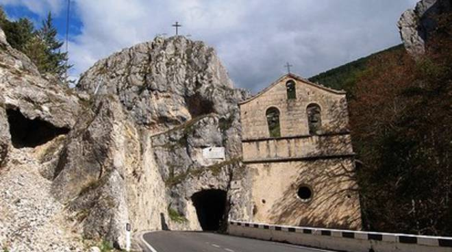 A piedi verso Madonna d'Appari