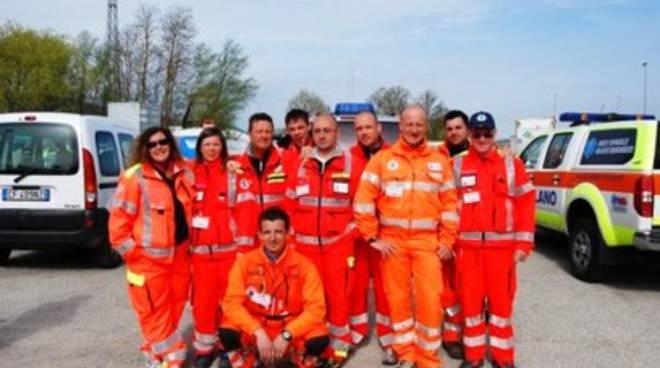 Anpas Abruzzo, 'briganti del soccorso' in azione