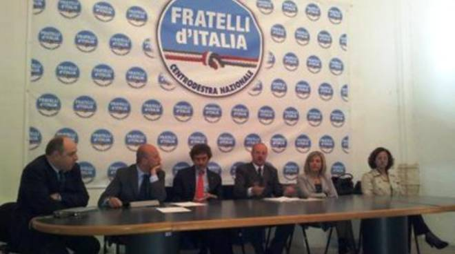 Costituente aquilana Fratelli d'Italia-AN, un passo a destra