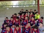 CuSoccerSchool brilla a Bardonecchia