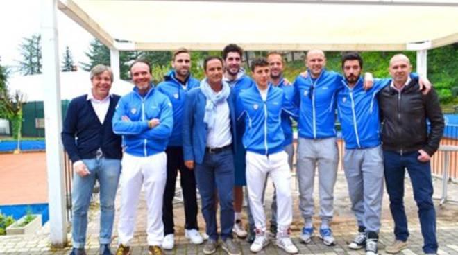 Esordio casalingo per il Circolo Tennis L'Aquila