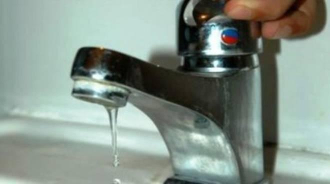 Gran Sasso Acqua Spa, interruzione idrica