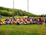 Gran Sasso Rugby, 200 bambini diventano 'giganti'