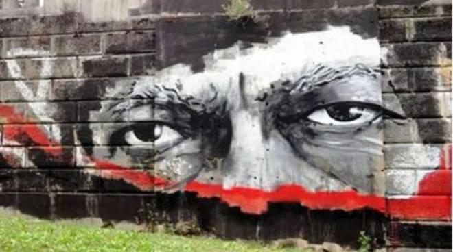 Muro 99, la street art