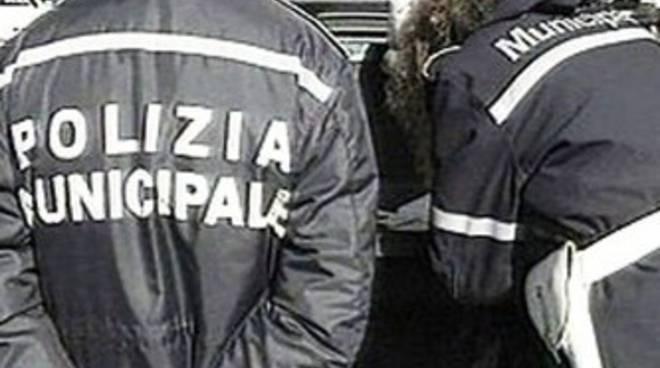 Polizia municipale, uffici chiusi per elezioni