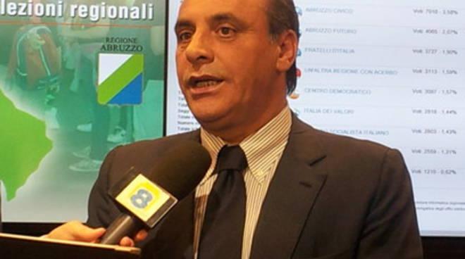 #RegionaliAbruzzo2014, Piccone: «Effetto Renzi sull'Abruzzo»