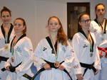 Taekwondo, Celano porta alta la bandiera d'Abruzzo