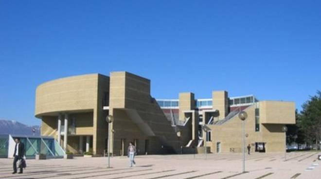 Università, inaugurata biblioteca polo Roio