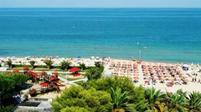 Alba Adriatica, zero limiti alla balneabilità