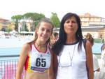 Atletica, la sulmonese Fabiana Bucci stella a Rieti