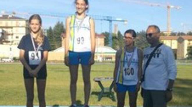 Atletica: tre podi aquilani ai Campionati regionali