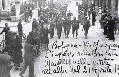 Brigata Maiella, una targa al Prefetto Partigiano