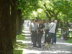 GdF ad Avezzano, operazione 'più sicurezza'