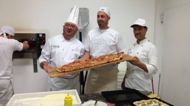 La pizza abruzzese conquista Londra