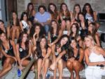 La signora Immobile Miss Peugeot d'Abruzzo