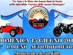 Montereale e motori, 1° raduno Automotoretrò