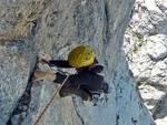Perde orientamento a 2750 mt sul Gran Sasso