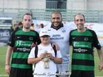 Primo Trofeo Panathlon: gol di solidarietà