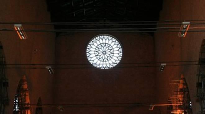 Restauro Collemaggio: «Salvare i giochi di luce»