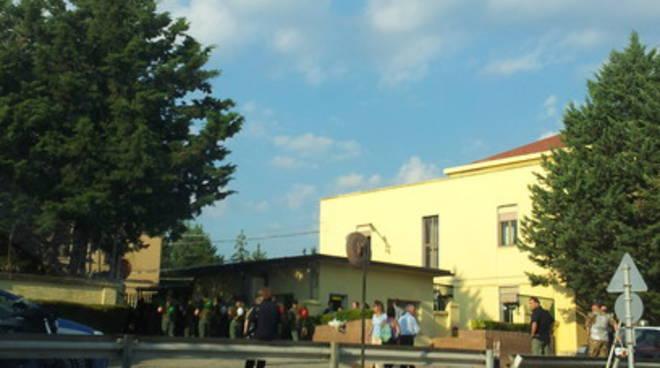San Massimo: in centro festa per pochi intimi