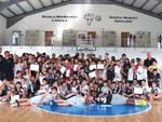 Scuola Basket Aquilano, un San Massimo da campioni