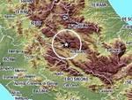 Terremoto, scossa 2.8 nell'Aquilano