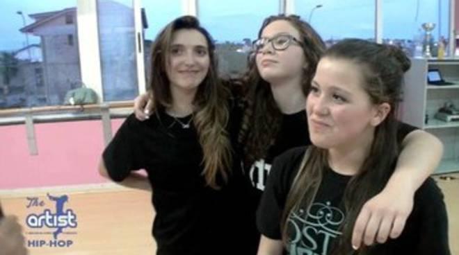 The Artist: tre ballerine selezionate a Martinsicuro