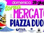 Torna il Mercato a Piazza Duomo