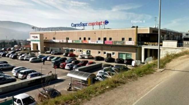Carrefour L'Aquila: azienda 'sfuggente'