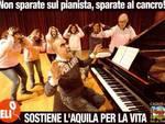 Concerto Anime Salve, 1100 euro per i malati di cancro