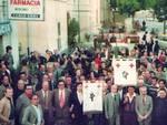 Donazione al centro, festa del VAS-Fidas a Paganica