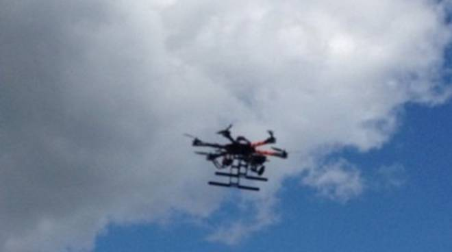 Droni aquilani per la ricerca degli scomparsi