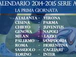 Ecco il calendario del prossimo campionato di Serie A