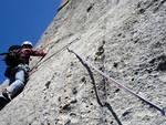 Gran Sasso, tragedia sfiorata per un alpinista