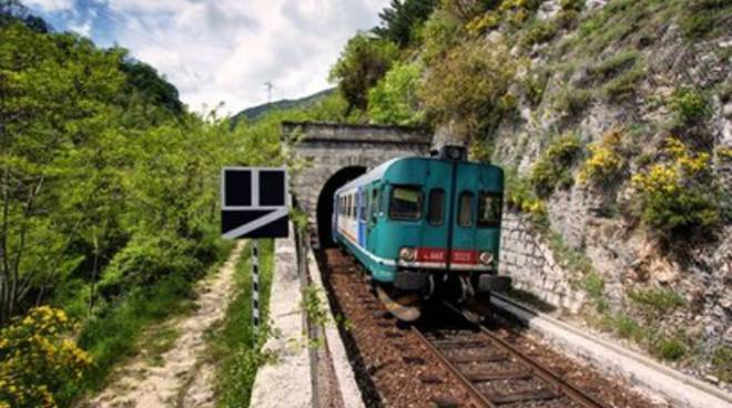 L'Avezzano-Roccasecca di nuovo in funzione