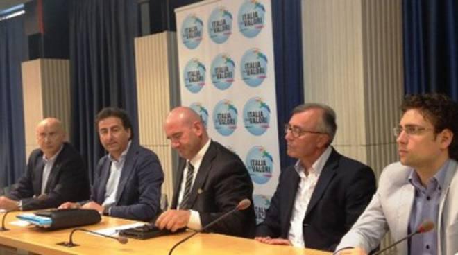Messina a D'Alfonso: «Non abbassiamo la testa»