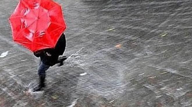 Meteo: torna la pioggia su tutta l'Italia