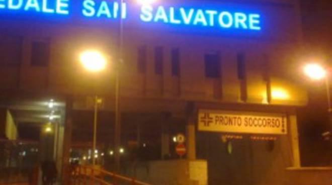 Ospedale San Salvatore, più luci che ombre