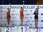 Pattinaggio, doppio oro femminile a Roccaraso