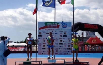 Pattinaggio, nuovi successi per Chiara Luciani