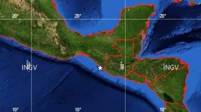 Terremoto, scossa 7.1 in Messico