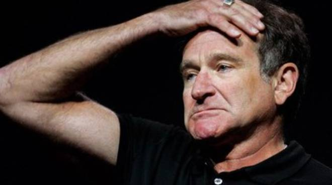 Addio Robin Williams, si sospetta il suicidio