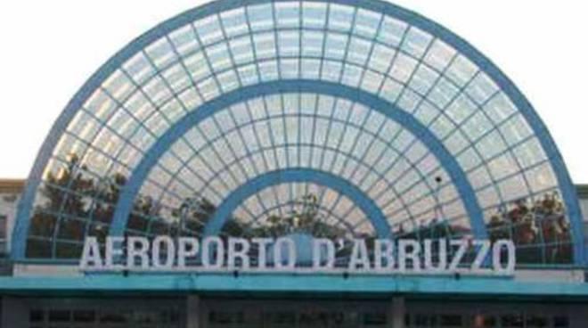 Aeroporto d'Abruzzo verso il blocco delle attività