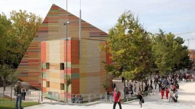 Auditorium del parco costerà 500 euro al giorno