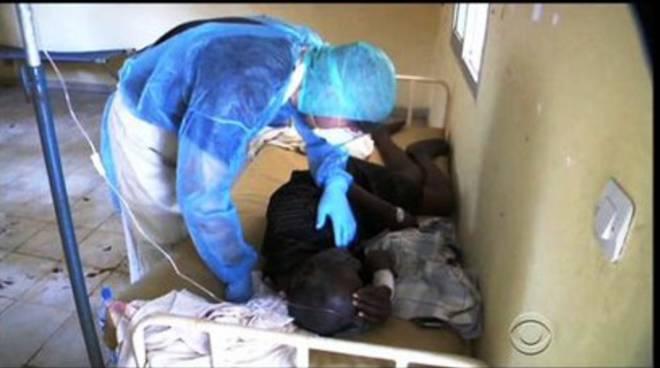 Ebola virale, Tiberti: «Italia salva, per ora»